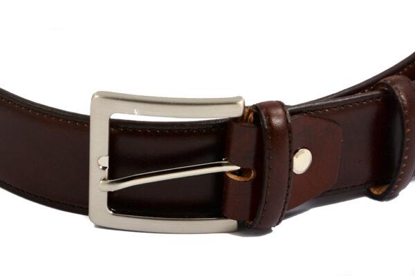 Morgan Design Mens Belt - Brown-0