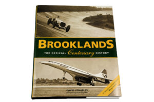 Brooklands - The Official Centenary History by David Venables-0