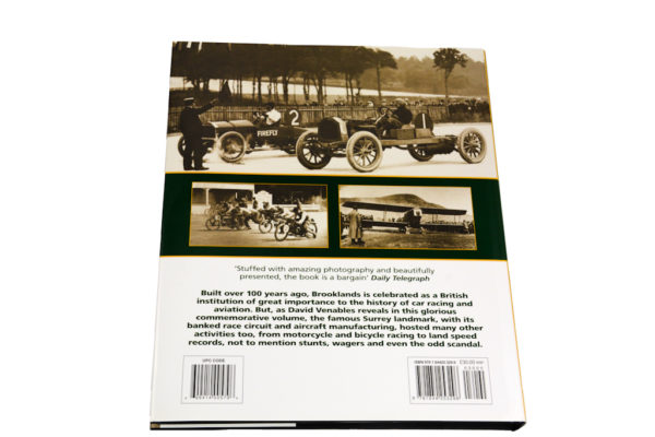 Brooklands - The Official Centenary History by David Venables-2889