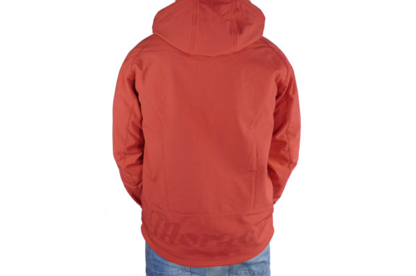 Mens Red Softshell Jacket-2718