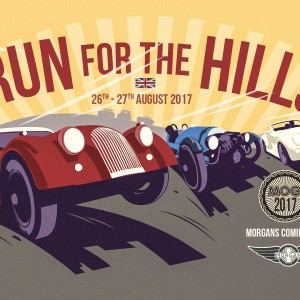 Affiche Run for the hills