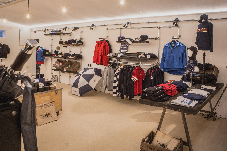 morgan shop