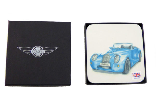 Morgan Coasters - Michelle Butler Art Set of 4-3069