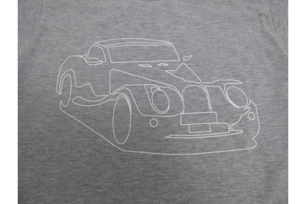 Morgan Kids T-Shirt - Grey-3078