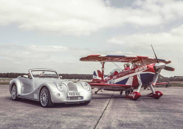 2018 Morgan Motor Company Official Calendar -3600