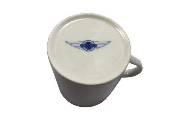"Fine Bone China Mug ""I'd rather be driving my Morgan""-2964"