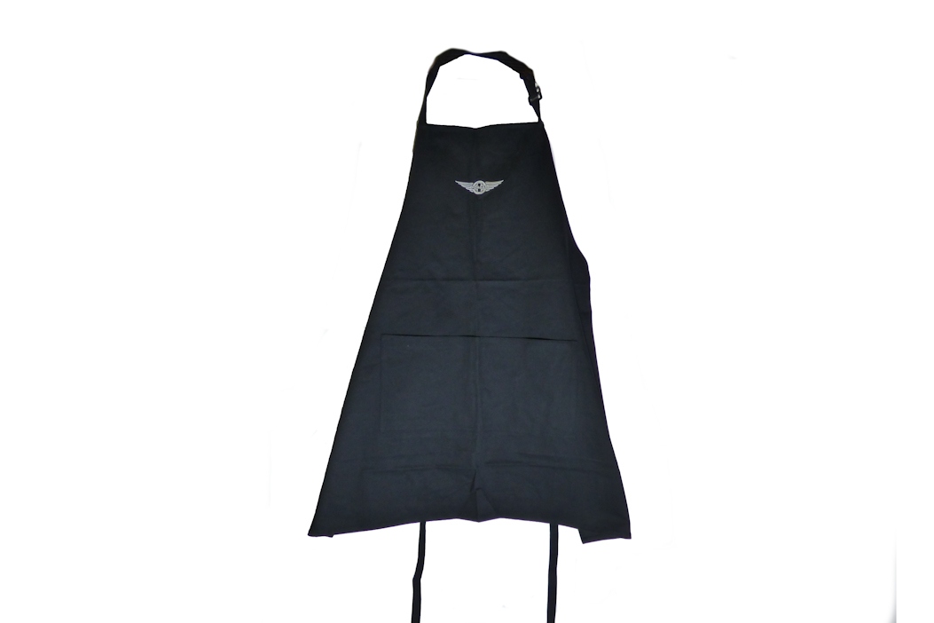 Morgan Twill Apron - 100% Cotton-0