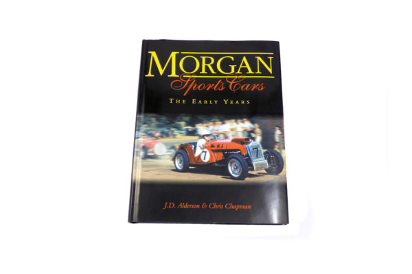 Morgan Sports Cars - The Early Years-0