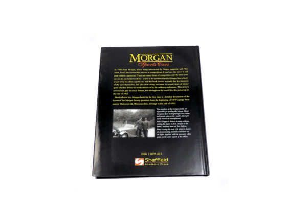 Morgan Sports Cars - The Early Years-3172