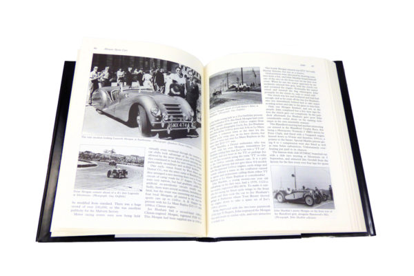 Morgan Sports Cars - The Early Years-3173