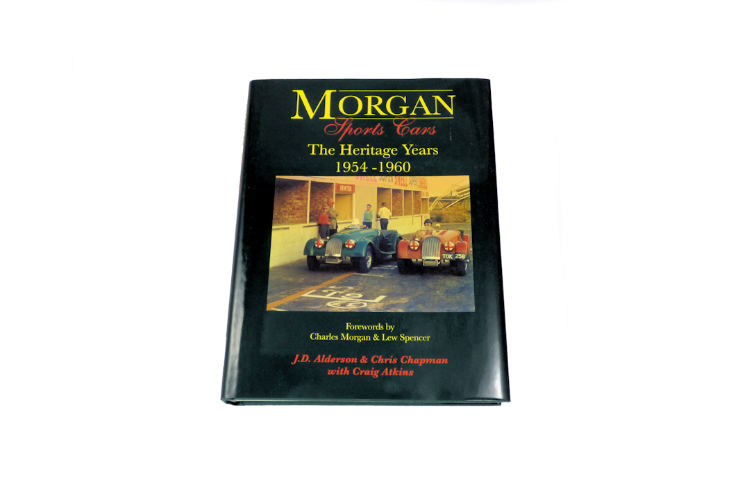 Morgan Sports Cars - The Heritage Years 1954 - 1960-0