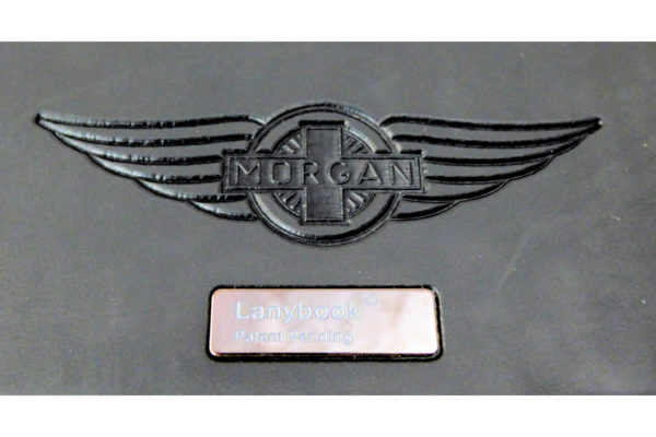 Morgan Tuscan A5 Hardback Notebook-3118