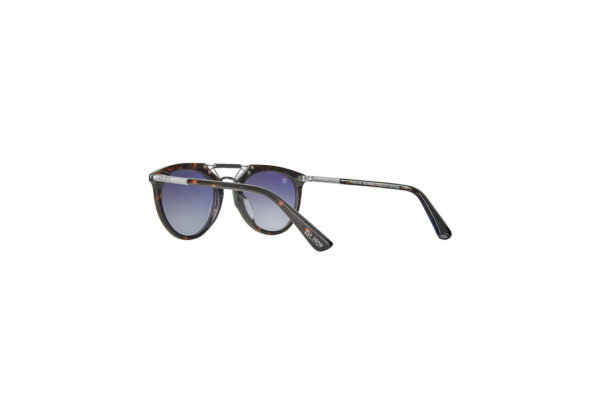 "Taylor Morris Morgan ""Walnut"" Designer Sunglasses-3137"