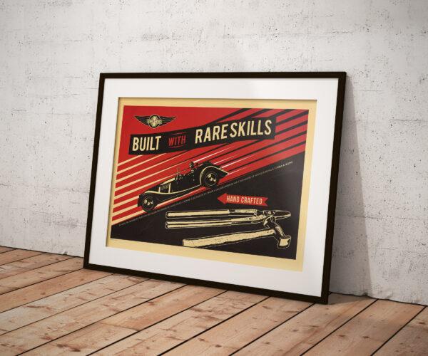 Morgan Rare Skills Poster-3326