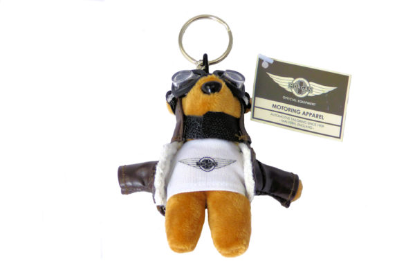 Morgan Teddy Bear Key Ring-3322