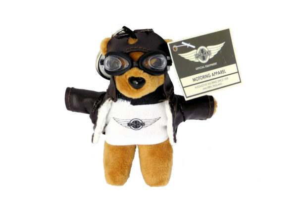 Morgan Teddy Bear Key Ring-0