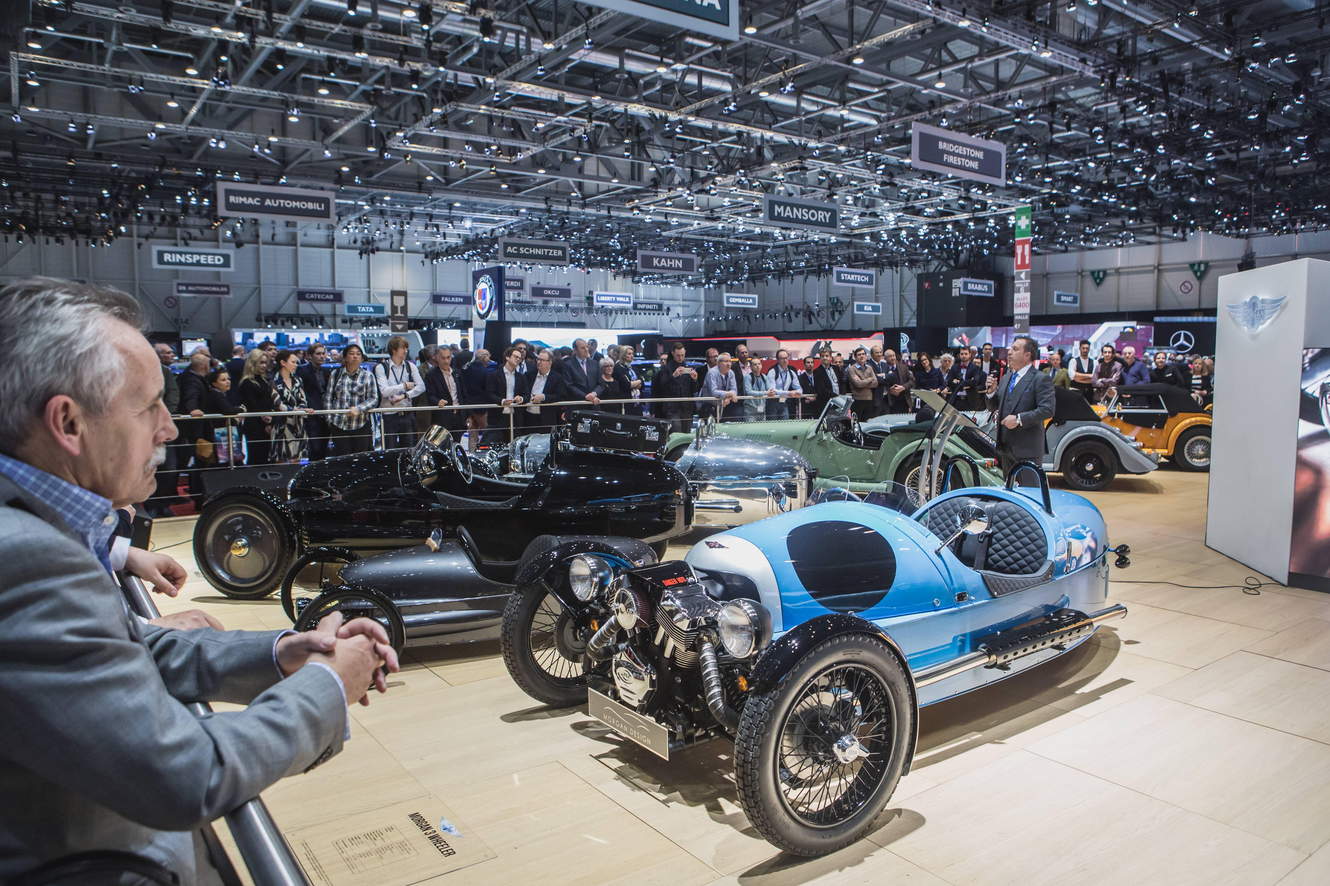 88th geneva international motor show - Geneva car show ...