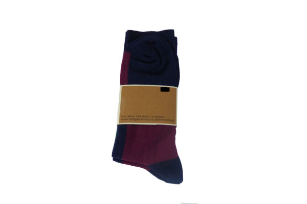Morgan Socks ( Twin Pack )-3382