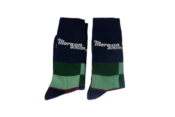 Morgan Socks ( Twin Pack )-3383
