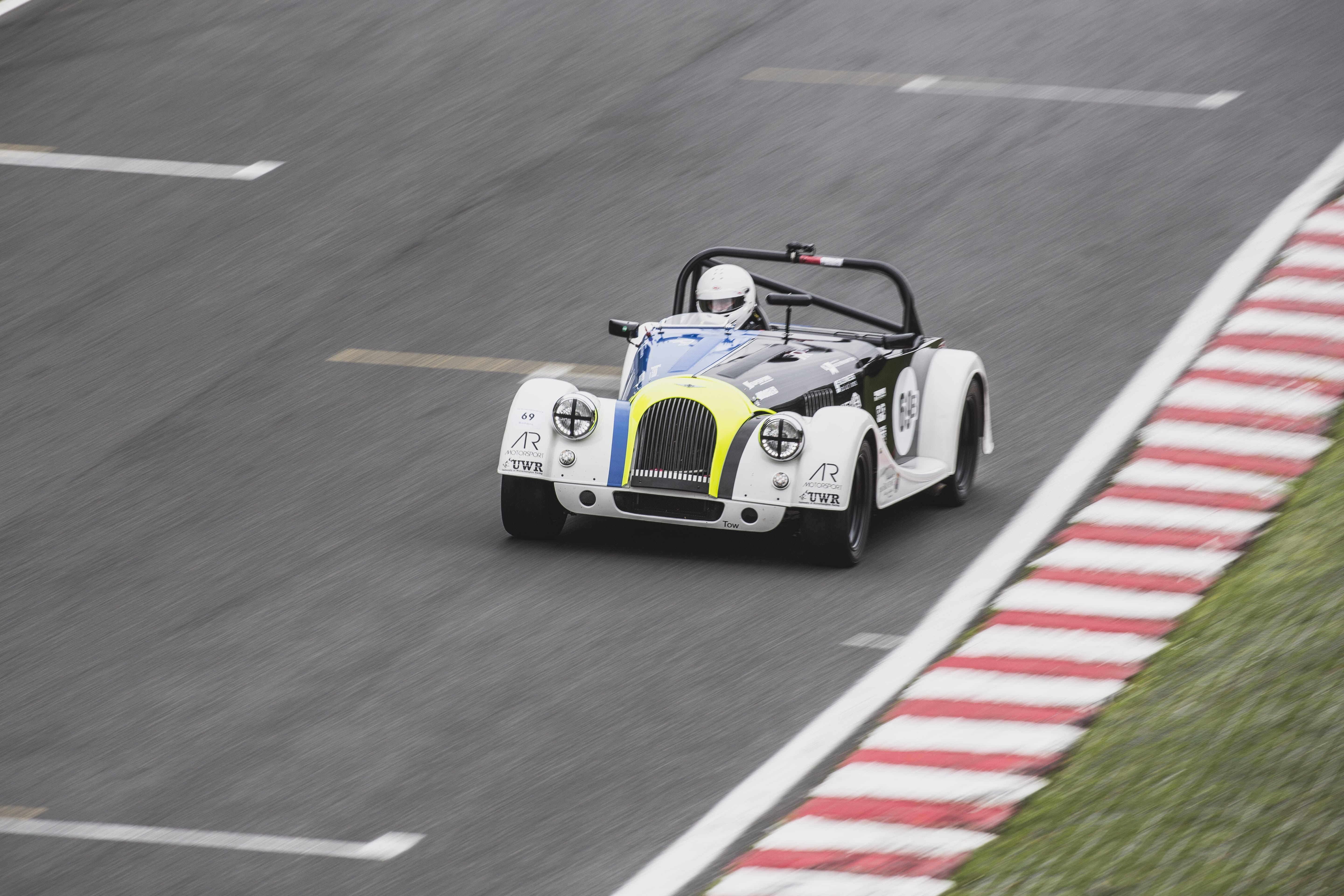 A second year of motorsport success for Morgan and University of ...