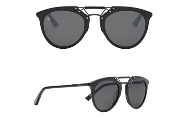 "Taylor Morris Morgan ""C5 Black"" Designer Sunglasses-3525"