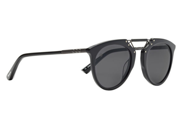 "Taylor Morris Morgan ""C5 Black"" Designer Sunglasses-3528"