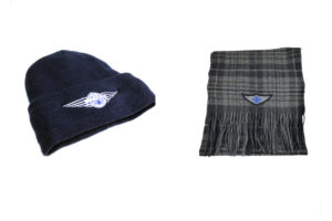 Winter Morgan Beanie & Wool Scarf Set-0