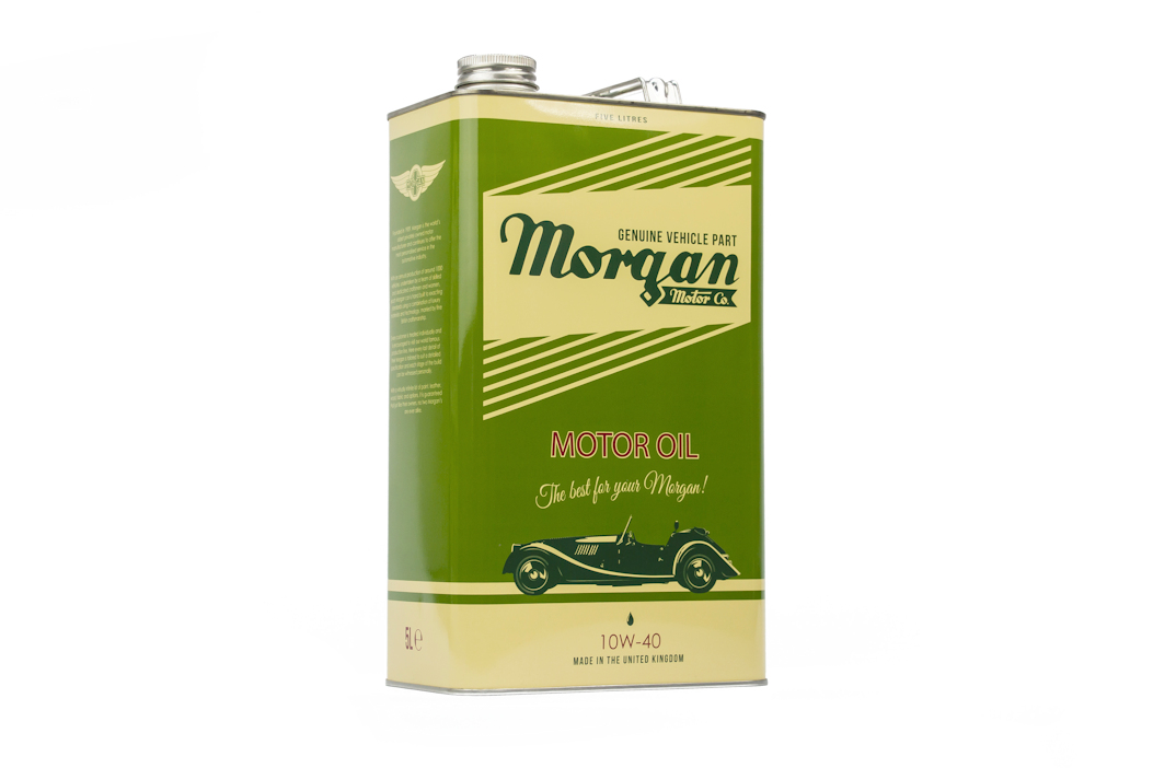 Morgan Oil 10W/40 5L Semi Synthetiic Multi Grade-0