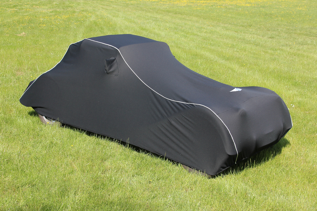 Morgan Indoor Car Cover - Black-0