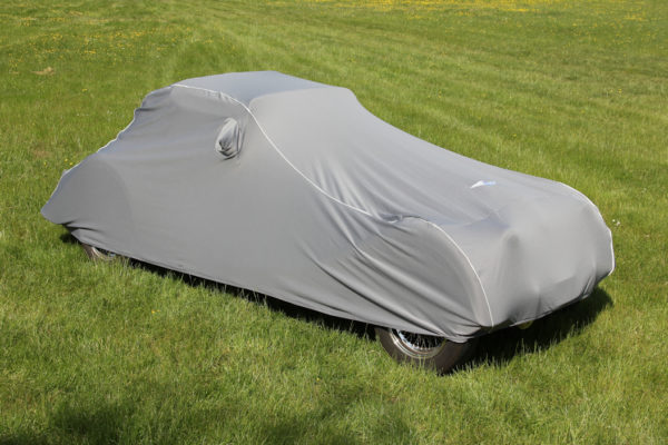 Morgan Indoor Car Cover - Grey-0