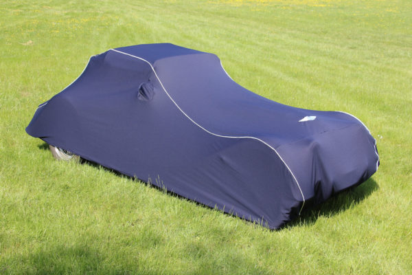 Morgan Indoor Car Cover - Navy-0