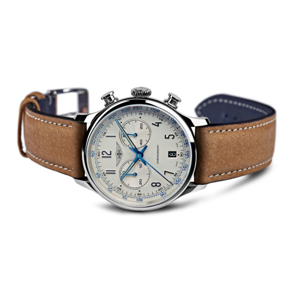 C3 Morgan Chronograph - Camel-3889