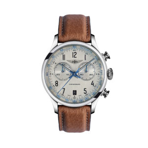 C3 Morgan Chronograph - Camel-0