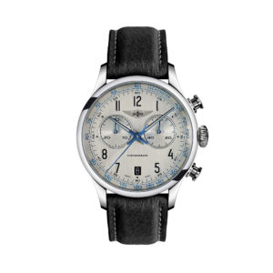 C3 Morgan Chronograph - Black-0