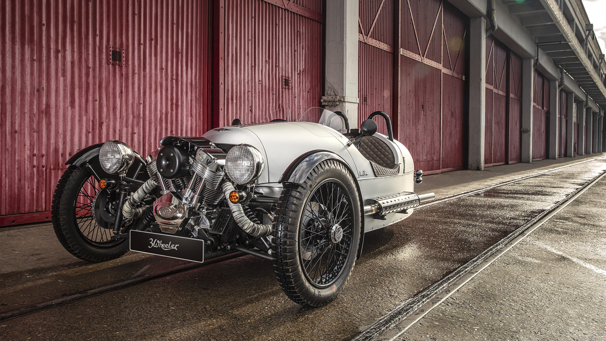 Morgan 3 Wheeler Morgan plus 4 2.0 (new car) overview vehicle details features/specification about us showroom vehicle print out £46. morgan 3 wheeler