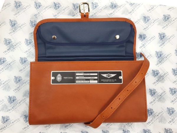 Morgan Motor Company Limited Edition Washbag-3943