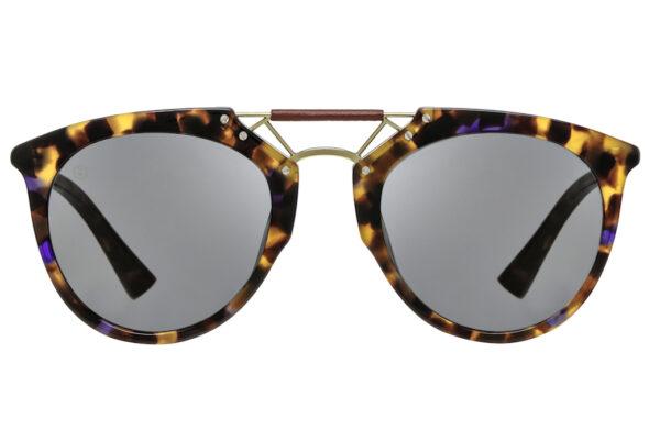 "Taylor Morris Morgan ""C12 Havana"" Designer Sunglasses-0"