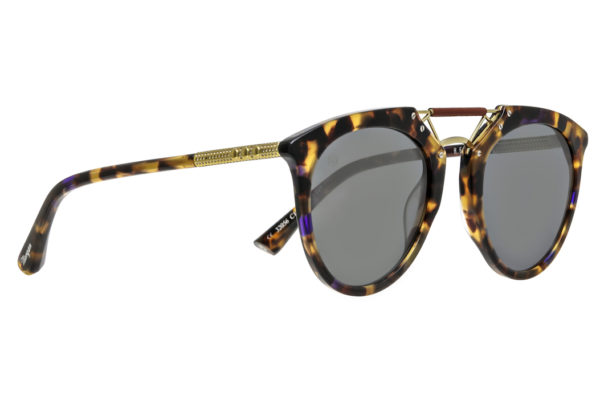 "Taylor Morris Morgan ""C12 Havana"" Designer Sunglasses-4047"