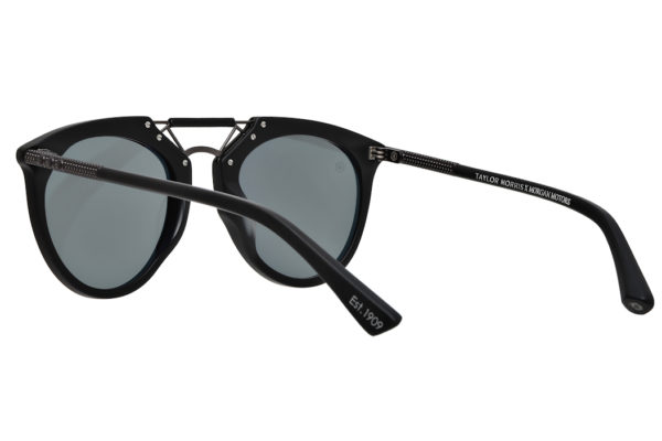 "Taylor Morris Morgan ""C9 Black"" Designer Sunglasses-4028"
