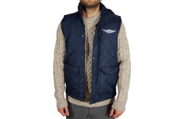Men`s Quilted Body Warmer-4112