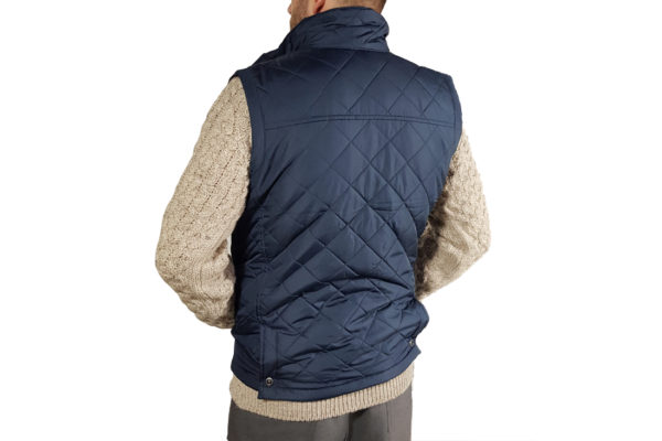 Men`s Quilted Body Warmer-4110