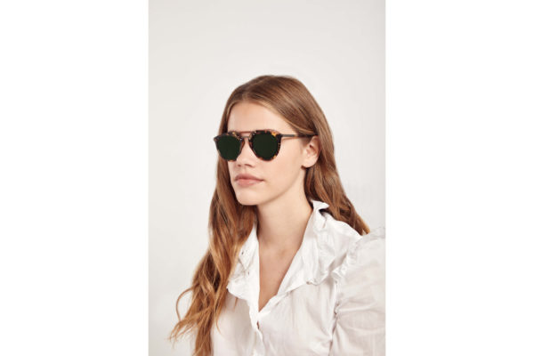 """Taylor Morris Morgan """"C3 Green Aurochim"""" A-GT Designer Sunglasses-4076"""