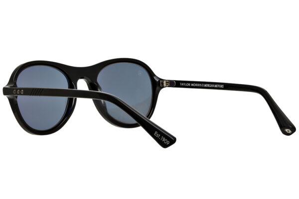 "Taylor Morris Morgan ""C1 Black Acetate"" A-GT Designer Sunglasses-4073"