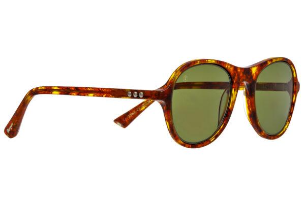 "Taylor Morris Morgan ""C2 Tawney Tortoise Shell"" A-GT Designer Sunglasses-4062"