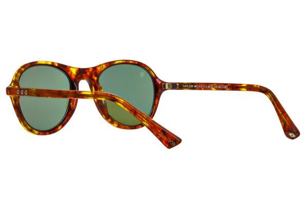 "Taylor Morris Morgan ""C2 Tawney Tortoise Shell"" A-GT Designer Sunglasses-4063"