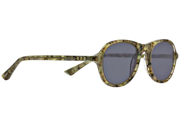 """Taylor Morris Morgan """"C3 Green Aurochim"""" A-GT Designer Sunglasses-4080"""
