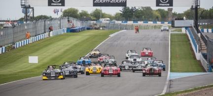 AR Motorsport Morgan Challenge 2016 – Donington Park