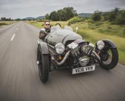 MotorPunk's Albert Ball Memorial Blat – A Morgan 3 Wheeler Road Trip