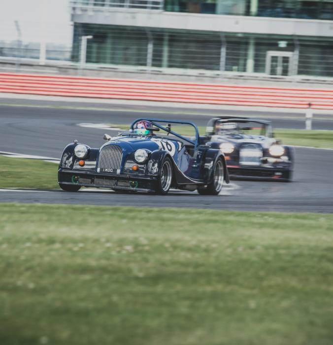 AR Motorsport Morgan Challenge 2016 – Silverstone National
