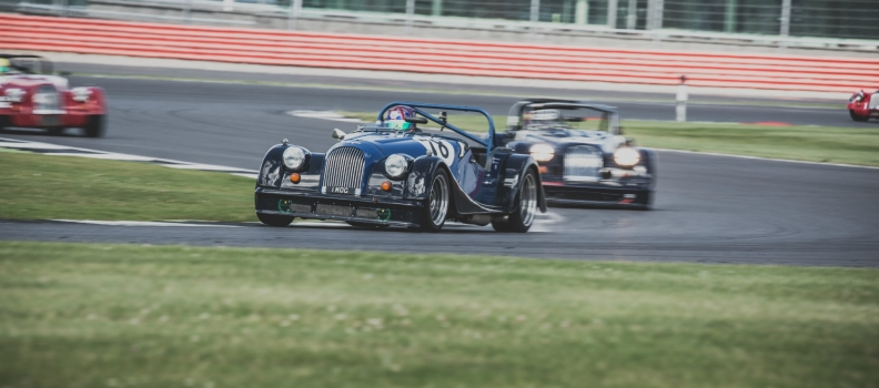 AR Motorsport Morgan Challenge 2016 – Silverstone National